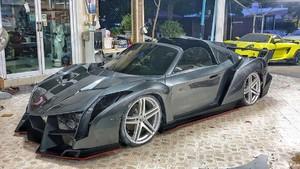 Lamborghini yang Dibuat dari Mobil Toyota