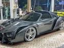 Mobil Toyota Disulap Jadi Lamborghini
