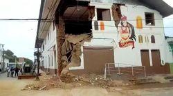 Gempa M 8 Guncang Peru, 1 Orang Tewas