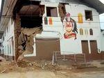 Potret Longsor dan Kerusakan Gedung Akibat Gempa M 8 di Peru