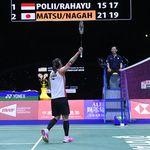 Puasa Gelar Indonesia di Piala Sudirman Berlanjut