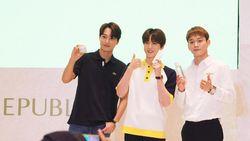 EXO-L! Dapat Kode Nih Soal Rencana Konser EXO di Indonesia