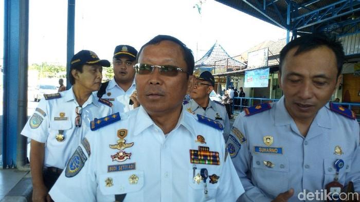 Dirjen Perhubungan Darat Kemenhub Budi Setyadi di Salatiga, Minggu (26/5/2019).