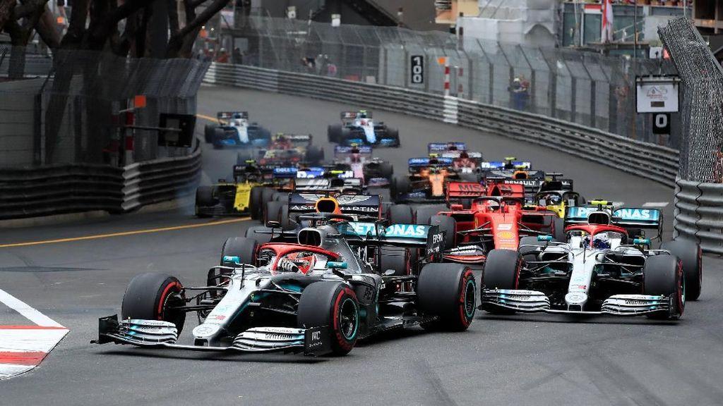Hasil GP Monako