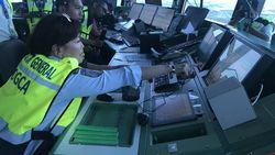 Kemenhub Sidak Tower ATC Hingga Pantau CCTV Bandara Soetta