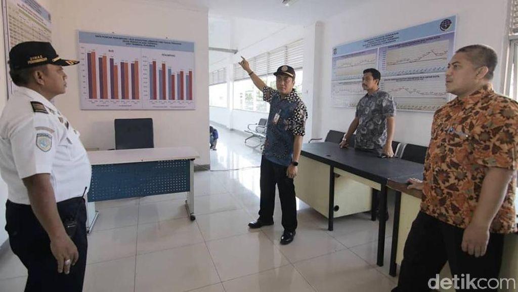 Dishub Surabaya Sebar 946 Personel di Posko Mudik dan Terminal