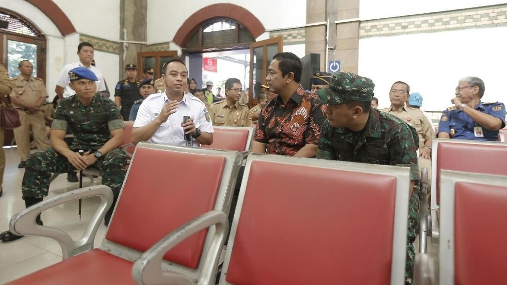 Wali Kota Semarang Cek Kesiapan Infrastruktur Mudik