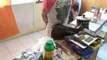 Polisi Tangkap Pencuri Rumah Kosong di Bener Meriah Aceh