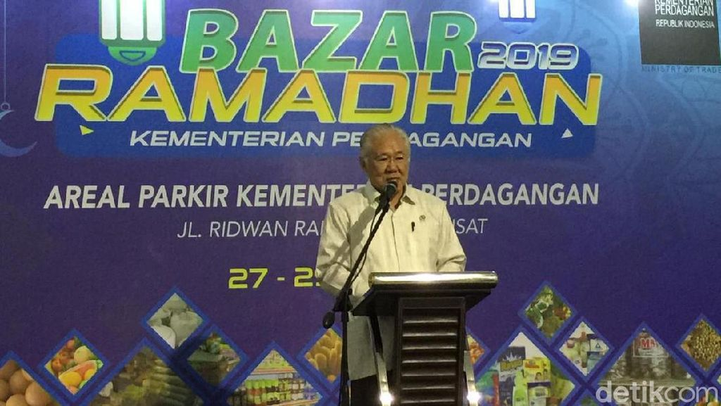 Ada Bazar Murah di Kemendag, Pejabat Dilarang Beli