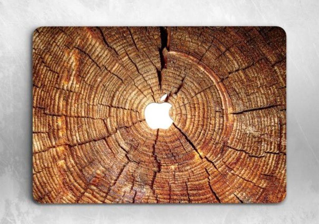 Tampilan batang pohon. Foto: Demilked