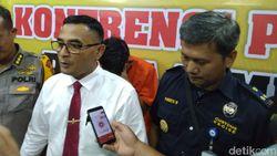 Edarkan Liquid Vape Narkoba, Mahasiswa di Jambi Ditangkap