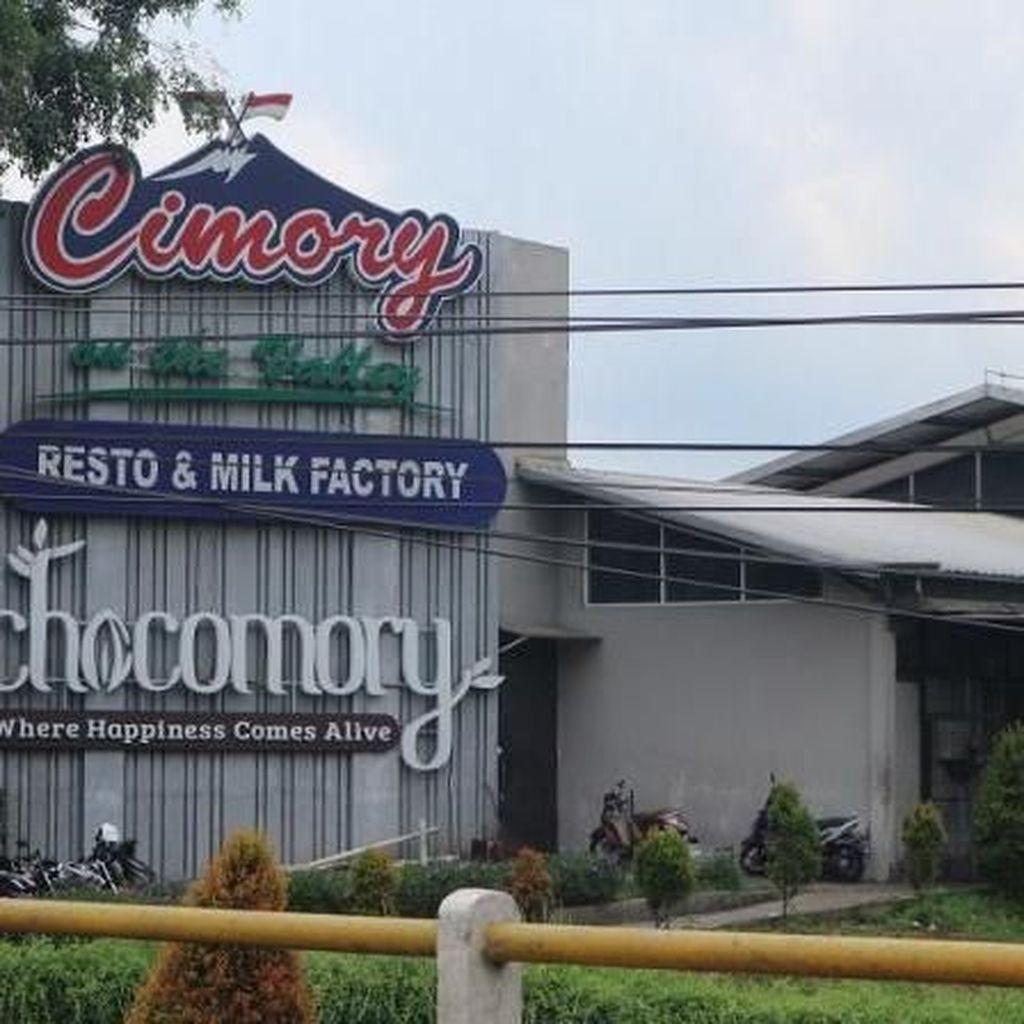 Rekomendasi Ngabuburit: Cimory on The Valley Restaurant