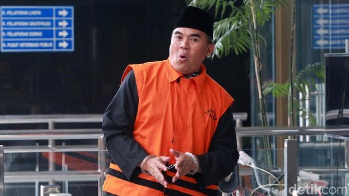 Bupati nonaktif Jepara Ahmad Marzuki  (Foto: Ari Saputra/detikcom)