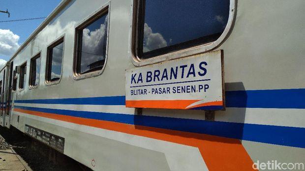 KA Brantas, KA tambahan selama angkutan lebaran