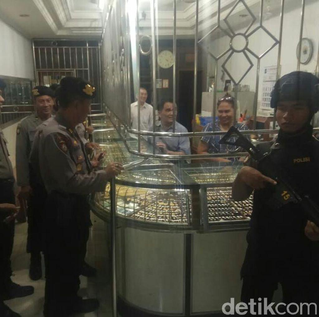 Kejahatan Meningkat Jelang Lebaran, Polisi Banyuwangi Rutin Patroli