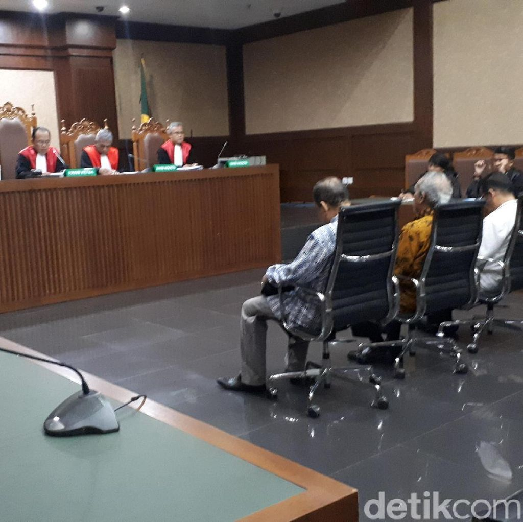 Terbukti Terima Suap, 3 Eks DPRD Sumut Divonis 4 Tahun Penjara