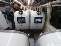 Setelah Surabaya, KAI Luncurkan Kereta Tidur ke Solo Hingga Malang