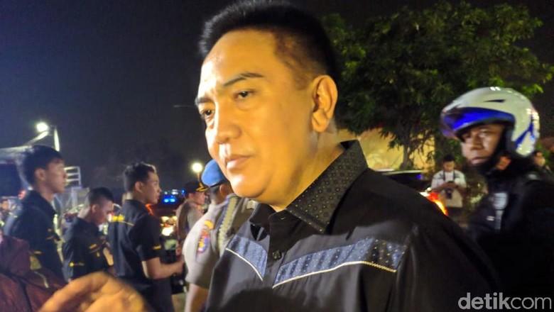 Kapolri Sambangi RS Polri, Cek Kondisi Personel Korban Rusuh 22 Mei