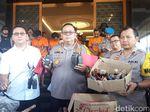 Polisi Ungkap Dua Motif Massa Nekat Bakar Polsek di Sampang