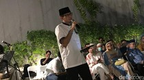 Bukber Bareng Patwal, Sandiaga Bicara Pengorbanan Polisi