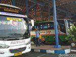 Masa Angkutan Lebaran, Ini Jumlah Tambahan Bus dan KA dari Blitar