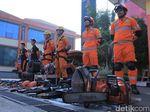 Hampir 100 Personel SAR Siaga di Jalur Mudik Jawa Barat