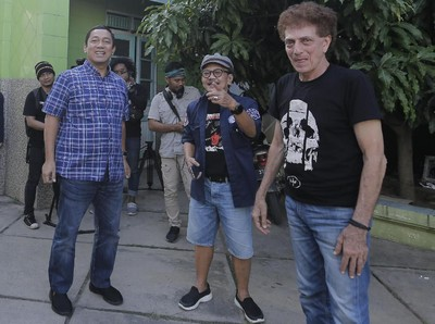 Gandeng Ahmad Albar, Wali Kota Hendi Ingin Kota Lama Makin Dikenal