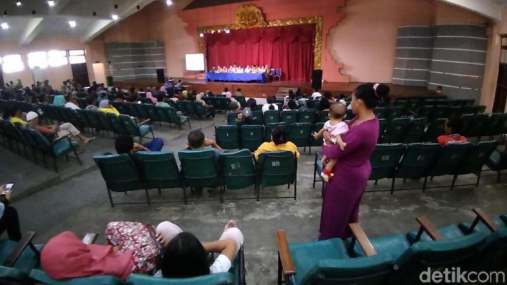 Kejari Surabaya Somasi Penghuni THR Agar Kosongkan Gedung