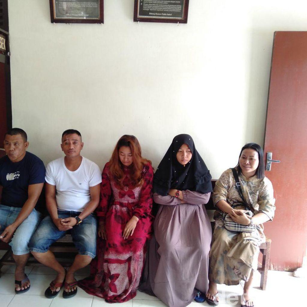 Komplotan Pencuri Uang Toko Dibekuk di Sulsel, Anggotanya 3 Wanita