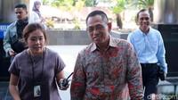 Keduanya diperiksa sebagai saksi untuk tersangka Sofyan Basir dalam kasus korupsi pembangunan PLTU Riau-1.