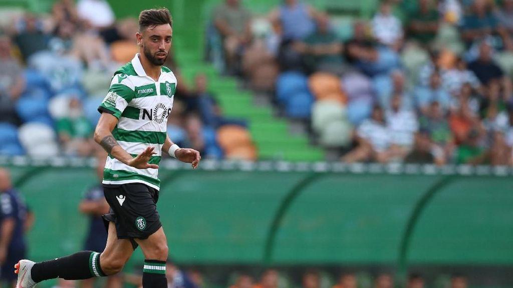 Ancaman untuk Bruno Fernandes yang Ingin Pergi ke Liga Inggris