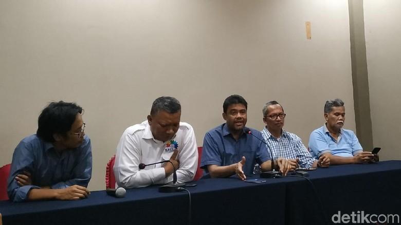 KSPI Minta Komnas HAM Bentuk Tim Pencari Fakta Usut Kerusuhan 22 Mei