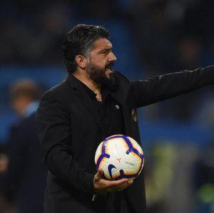 AC Milan Gagal ke Liga Champions, Gattuso Remuk Redam