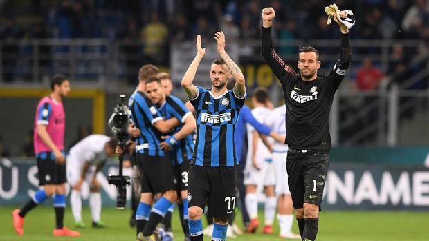 Inter Milan ke Liga Champions tujuh musim beruntun.