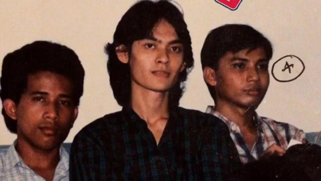 Ganteng Berwibawa, Begini Wajah Ustaz Arifin Ilham saat Muda