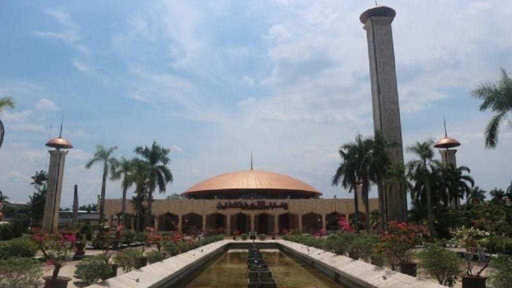 Wisata Religi di Sekitar Banjarmasin, Ini Aneka Spotnya