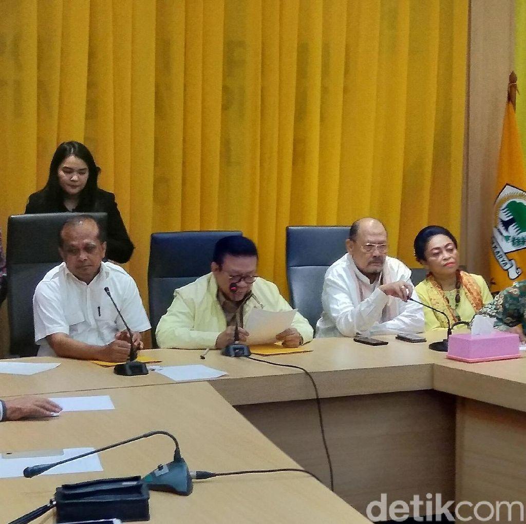 Golkar Incar 5 Kursi di Kabinet, Ilham Habibie Masuk Daftar Unggulan