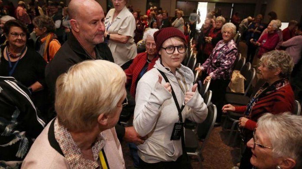 Perempuan Pelempar Telur ke Kepala PM Australia Resmi Jadi Terdakwa