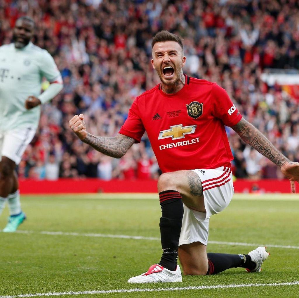 Umpan-umpan David Beckham Bikin Netizen Tercengang
