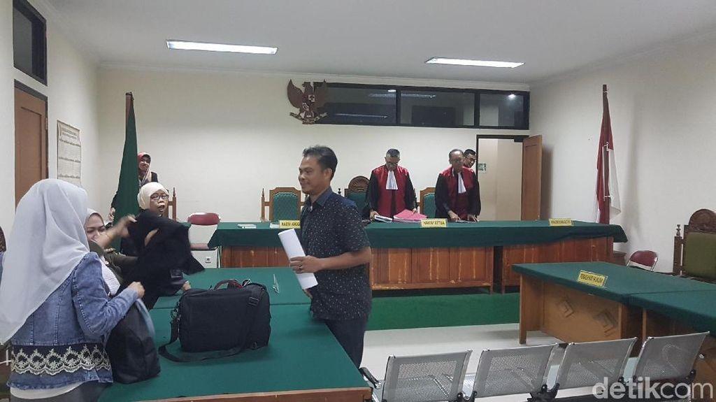 Pencoblos 50 Surat Suara Prabowo di Serang Dituntut Hukuman Percobaan