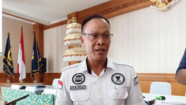Selundupkan Sabu ke Bali, 2 WN Thailand Ditangkap