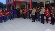 Polisi Blitar Rangkul Generasi Muda dengan Ngabuburit Bareng