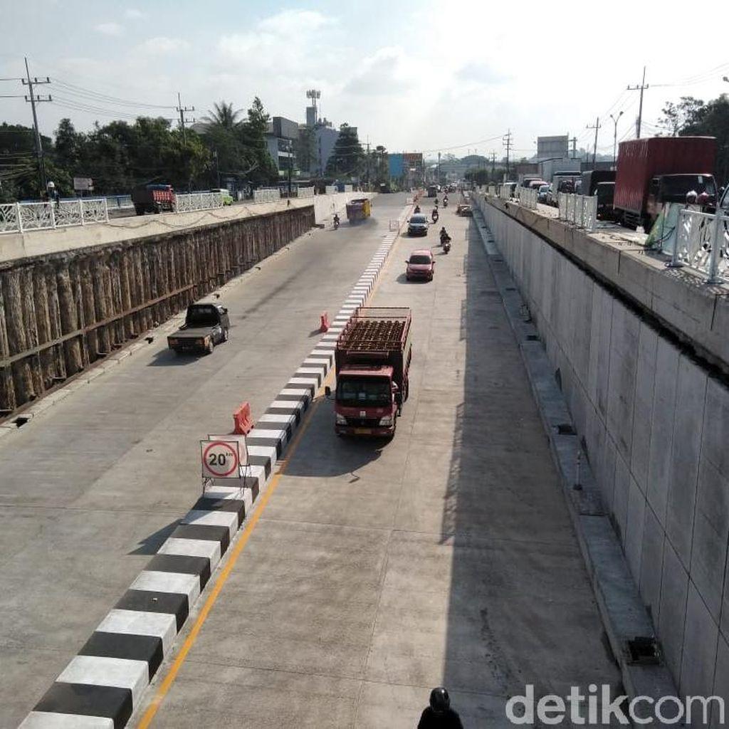 Urai Kepadatan, Underpass Karanglo Malang Dioperasionalkankan Besok