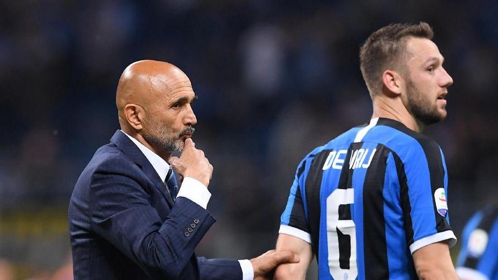 Inter Finis Empat Besar Lagi, Bagaimana Nasib Spalletti?