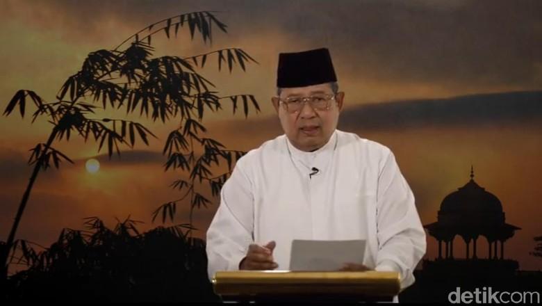 SBY Harap Jokowi dan Prabowo Segera Bertemu