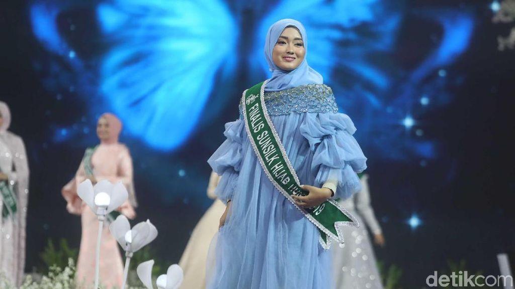 Potret Cantik dan Manisnya Para Juara Sunsilk Hijab Hunt 2019