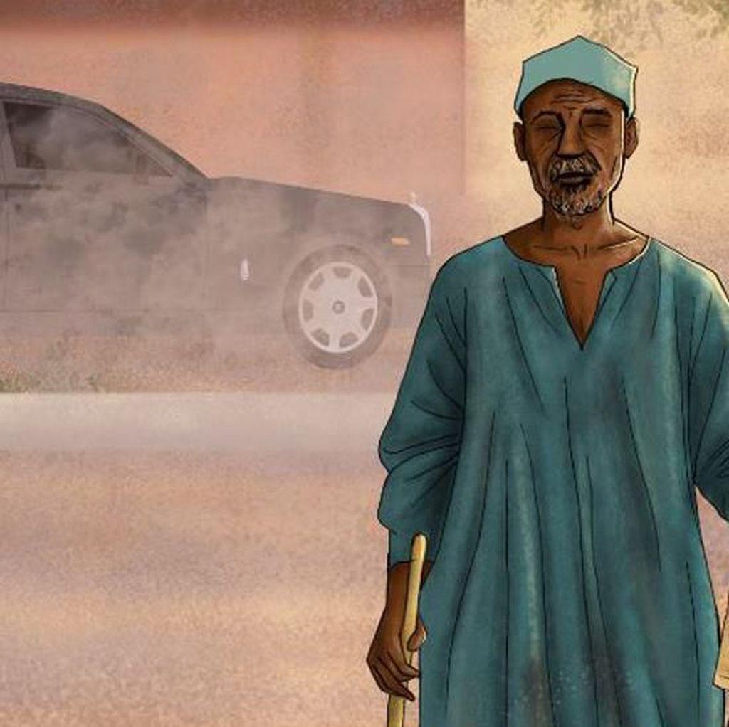 Kisah Bocah yang Diculik Selama 6 Tahun untuk Memandu Pengemis Buta