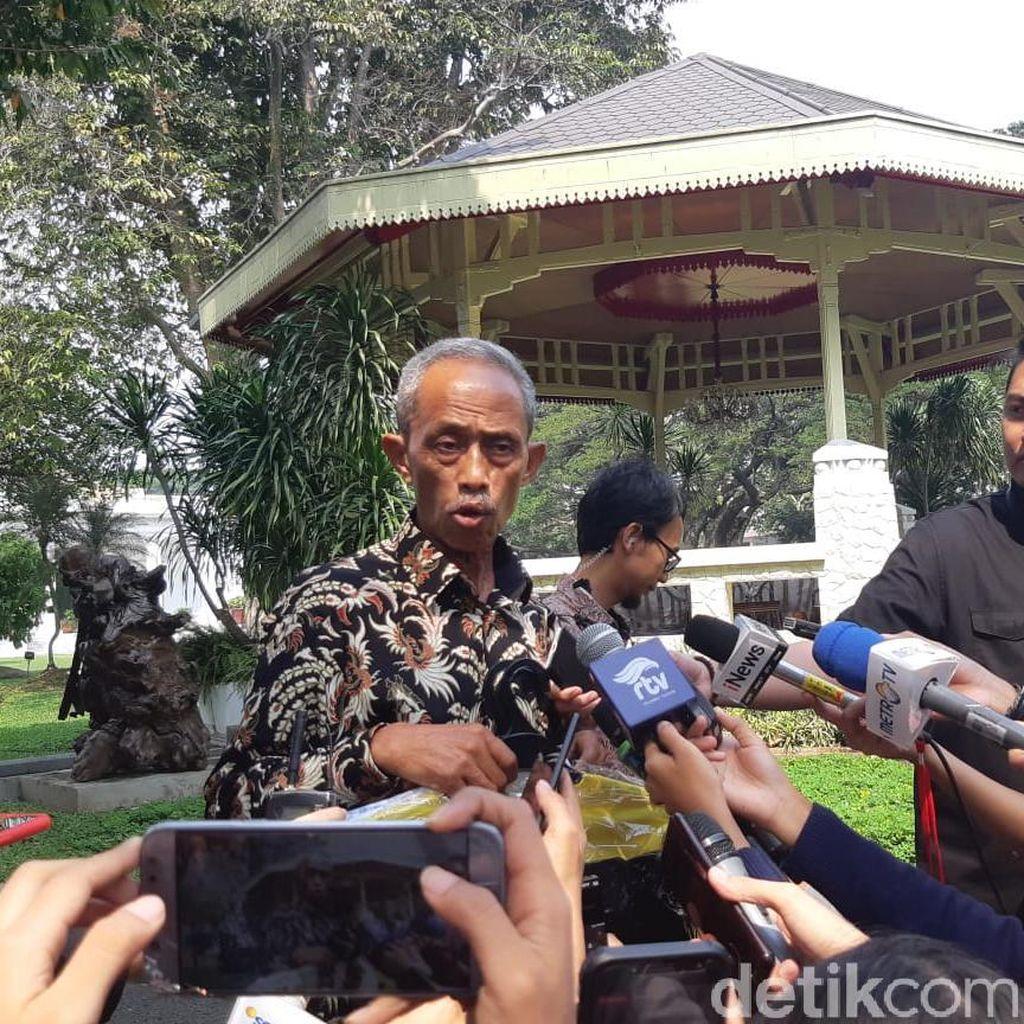 Curhat ke Jokowi, Pedagang Korban Rusuh 22 Mei Ngaku Rugi Rp 20 Juta