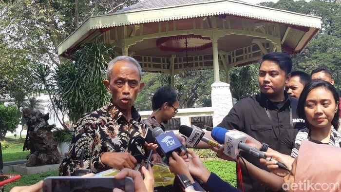 Foto: Bapak Usma - Hendra Kusuma/detikFinance