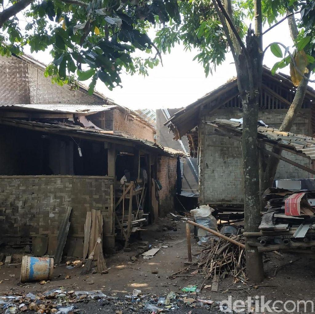 Tak Jauh dari Jakarta, Pesantren Ini Memprihatinkan